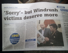 windrush support preston